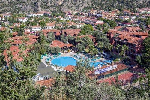 Тур в Sun City Hotel & Beach Club 4☆ Турция, Фетхие