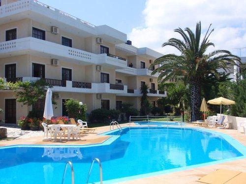 Горящий тур в Alexandros Studios & Apartments 3☆ Греция, о. Крит – Ханья