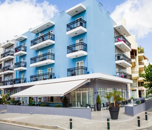 Тур в Astali Hotel 3☆ Греция, о. Крит – Ретимно