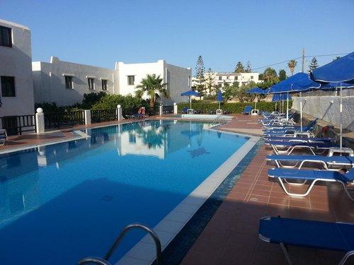 Тур в Dimitra Hotel 2☆ Греция, о. Крит – Ираклион