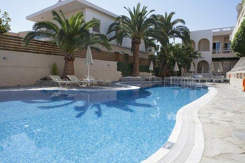 Тур в Axos Hotel 3☆ Греция, о. Крит – Ретимно