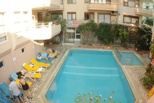 Горящий тур в Rosella Apart & Hotel 3☆ Турция, Алания