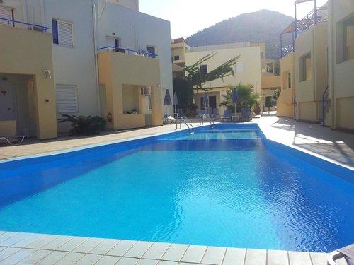 Тур в Blue Horizon Apartments 2☆ Греция, о. Крит – Ретимно