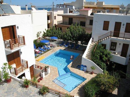 Тур в Blue Sea Apartments 3☆ Греция, о. Крит – Ретимно