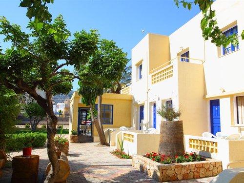 Тур в Blue Sky Apartments 3☆ Греция, о. Крит – Ретимно