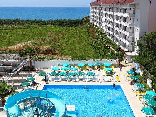 Тур в Club Sun Heaven Sea Bird Beach 4☆ Турция, Алания