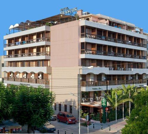 Тур в Brascos Hotel 3☆ Греция, о. Крит – Ретимно