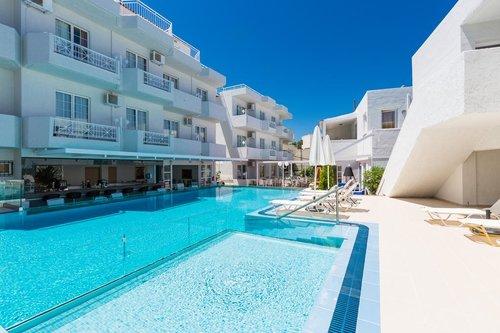 Тур в Castello Bianco Hotel 3☆ Греция, о. Крит – Ретимно