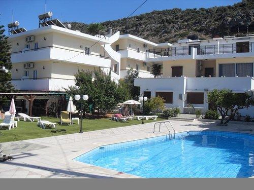 Тур в Iraklis Hotel Apartments 3☆ Греция, о. Крит – Ираклион
