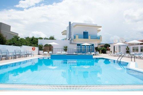 Горящий тур в Kasapakis Hotel 3☆ Греция, о. Крит – Ираклион