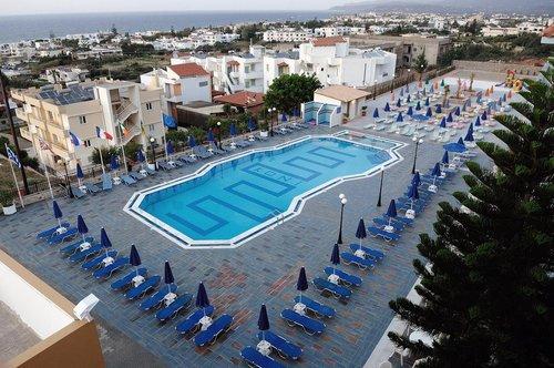 Тур в Koni Village Hotel 3☆ Греция, о. Крит – Ираклион
