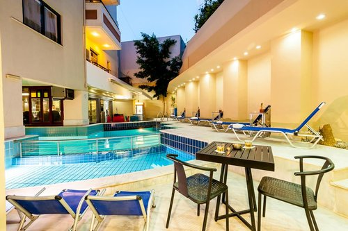 Тур в Elina Hotel Apartments 3☆ Греция, о. Крит – Ретимно