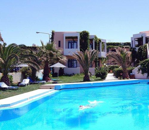 Тур в Eva Bay Hotel 4☆ Греция, о. Крит – Ретимно