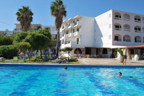 Тур в Ocean Heights View Hotel 4☆ Греція, о. Крит - Іракліон