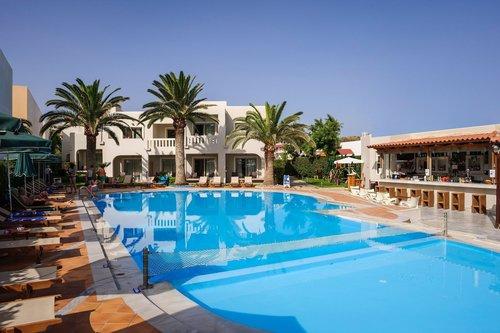Тур в Amalthia Beach Resort 4☆ Греция, о. Крит – Ханья