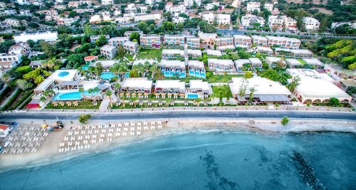 Тур в Zeus Hotel Blue Sea Beach 5☆ Греция, о. Крит – Ираклион