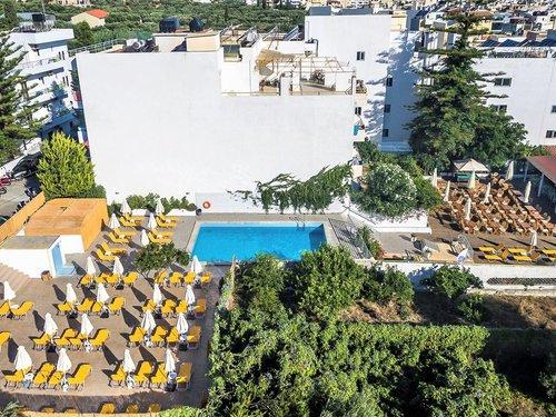 Тур в Sergios Hotel 3☆ Греция, о. Крит – Ираклион