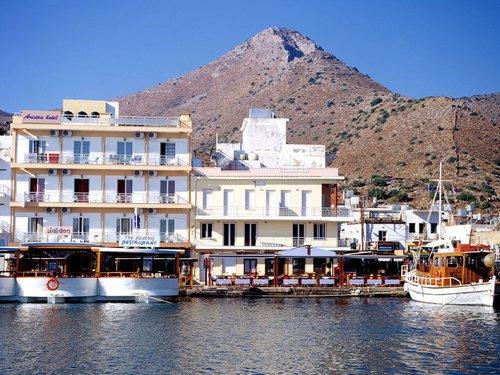 Тур в Aristea Hotel 2☆ Греция, о. Крит – Элунда