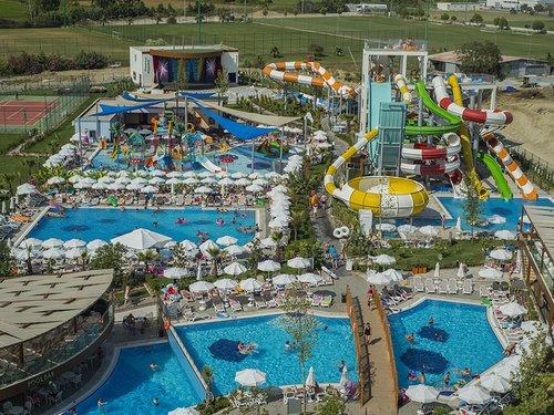 Тур в Dream World Aqua 5☆ Турция, Сиде