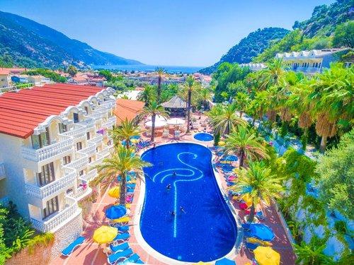 Тур в Flamingo Hotel 4☆ Турция, Фетхие