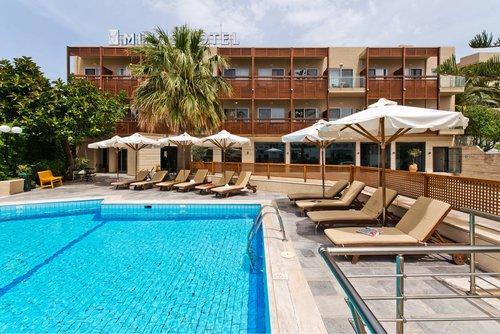 Тур в Minos Hotel 4☆ Греція, о. Крит - Ретимно