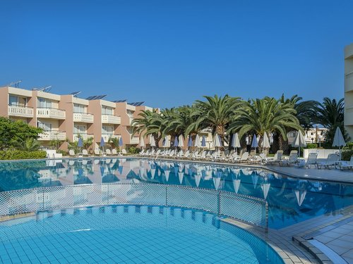 Тур в Atrion Resort Hotel & Apts 3☆ Греция, о. Крит – Ханья