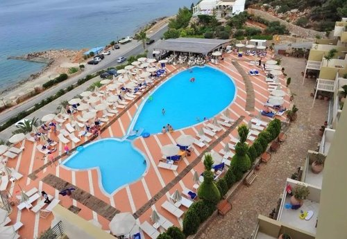 Тур в Blue Marine Resort & Spa Hotel 5☆ Греция, о. Крит – Агиос Николаос