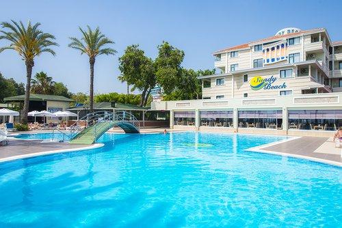 Тур в Sandy Beach Hotel 4☆ Турция, Сиде