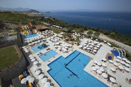 Тур в Ramada Resort by Wyndham Kusadasi & Golf 5☆ Турция, Кушадасы
