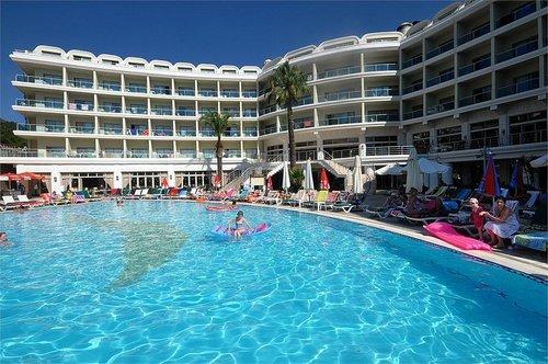 Тур в Pineta Park Deluxe Hotel 4☆ Турция, Мармарис