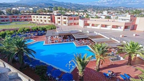 Тур в Rethymno Village Hotel 3☆ Греция, о. Крит – Ретимно
