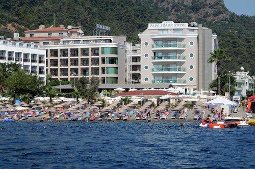 Тур в Pasa Beach Hotel 4☆ Турция, Мармарис