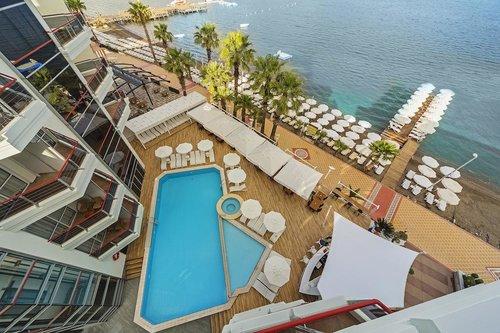 Тур в Poseidon Hotel 4☆ Турция, Мармарис