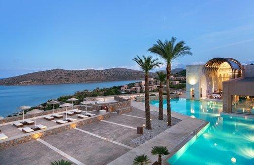 Тур в Blue Palace A Luxury Collection Resort & Spa 5☆ Греція, о. Крит - Елунда