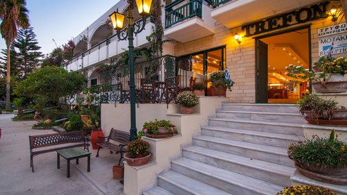 Тур в Trefon Apartment 3☆ Греция, о. Крит – Ретимно
