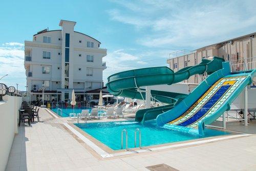 Тур в Kadriye Sarp Hotel 3☆ Турция, Белек