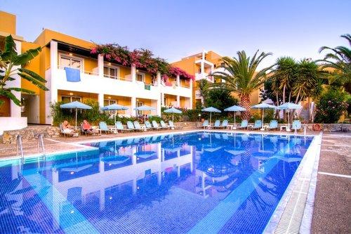 Тур в Xidas Garden Hotel 3☆ Греция, о. Крит – Ретимно
