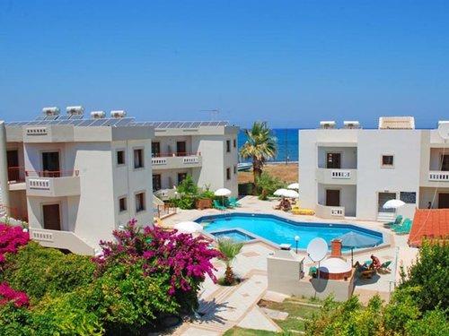 Тур в John Mary Apartments 3☆ Греция, о. Крит – Ираклион
