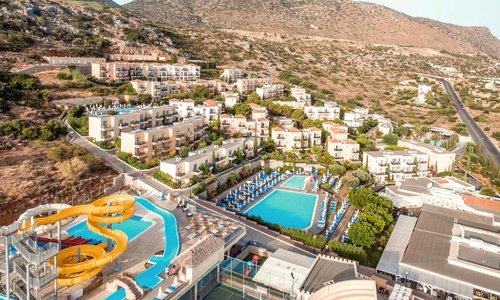 Тур в Zeus Hotels The Village Resort & Waterpark 4☆ Греция, о. Крит – Ираклион