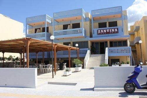 Тур в Zantina Hotel 2☆ Греция, о. Крит – Ретимно