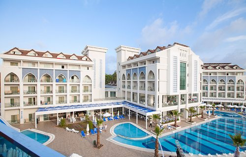 Тур в Diamond Elite Hotel & Spa 5☆ Турция, Сиде