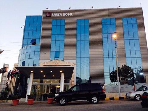 Горящий тур в Larsa Hotel Amman 3☆ Иордания, Амман