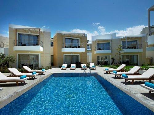 Тур в Rοyal Blue Resort 5☆ Греция, о. Крит – Ретимно