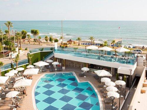 Тур в Sunprime C-Lounge 5☆ Туреччина, Аланія