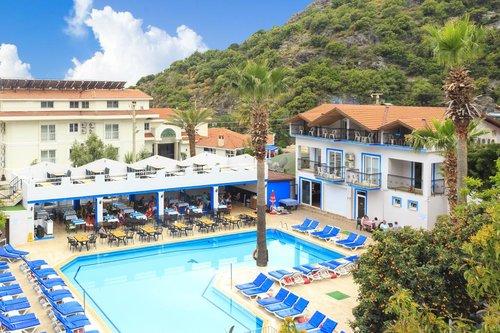 Тур в Akdeniz Beach Hotel 3☆ Турция, Фетхие