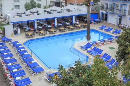 Тур в Akdeniz Beach Hotel 3☆ Туреччина, Фетхіє