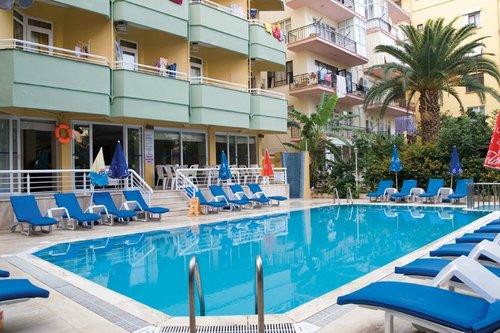Горящий тур в Alin Hotel 3☆ Турция, Алания