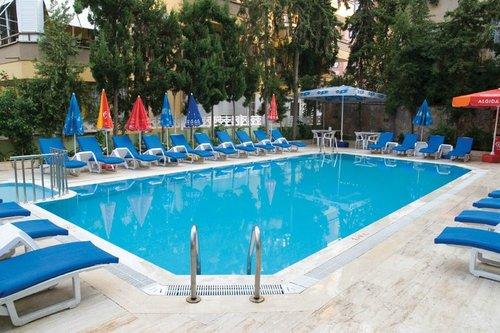 Тур в Alin Hotel 3☆ Турция, Алания