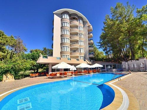 Тур в Annabella Park Hotel 4☆ Турция, Алания