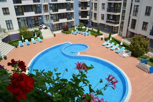 Тур в Amphora Palace Aparthotel 3☆ Болгария, Золотые пески